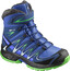 Salomon Junior XA Pro 3D Winter TS CSWP Shoes Blue Yonder/Blue Depth/Peppermint